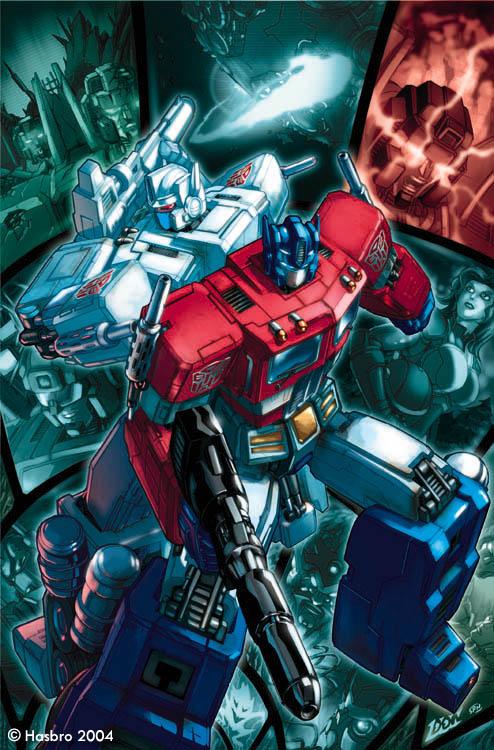 Transformers - Dreamwave 2