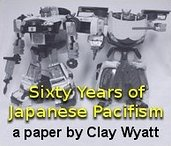 [Sixty Years of Japanese Pacifism: Transformers' Binaltech, by Clay Wyatt]