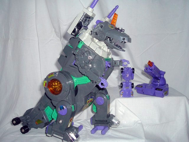 13  Gallery Images For Transformers War For Cybertron Trypticon ToyTrypticon War For Cybertron Toy